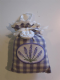 Lavender Scented Fabric Hanging Bag